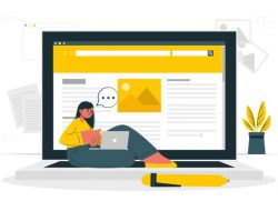 Penghasilan Seorang Blogger