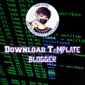Download Template Blogger