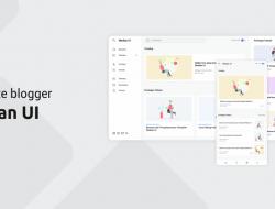 Free Download Template Blogger Median UI