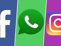 WhatsApp, Instagram, dan Facebook Down!!!