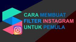 cara membuat filter instagram mudah